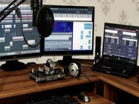 Music Production and Recording Lab