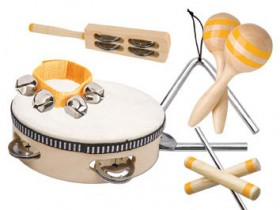 Learn to play Percussion